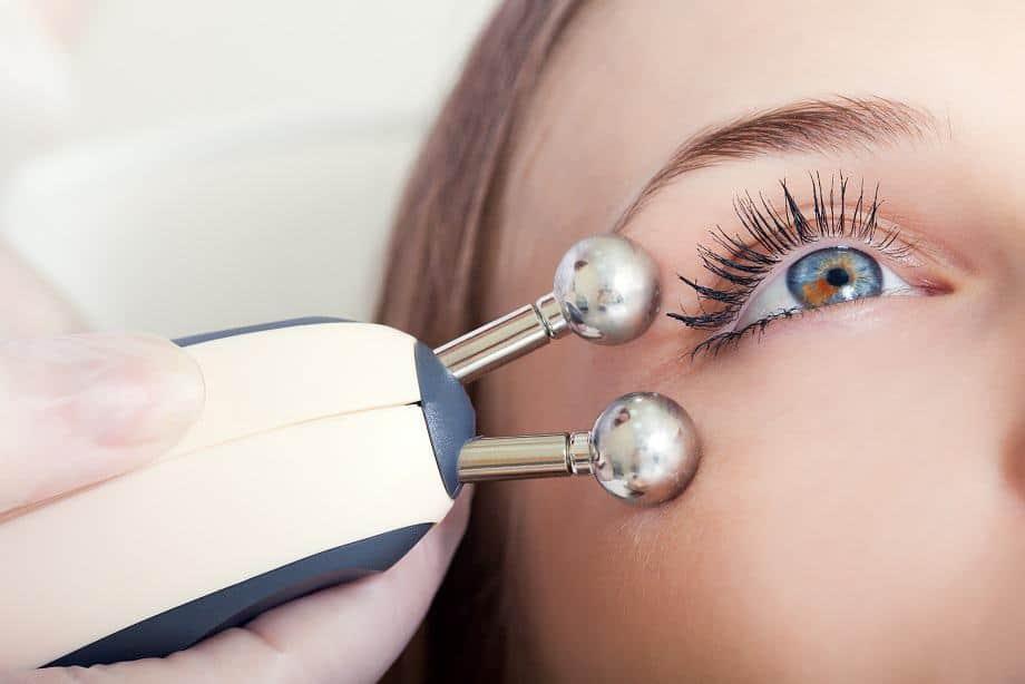טיפול לאימון שרירי העיניים