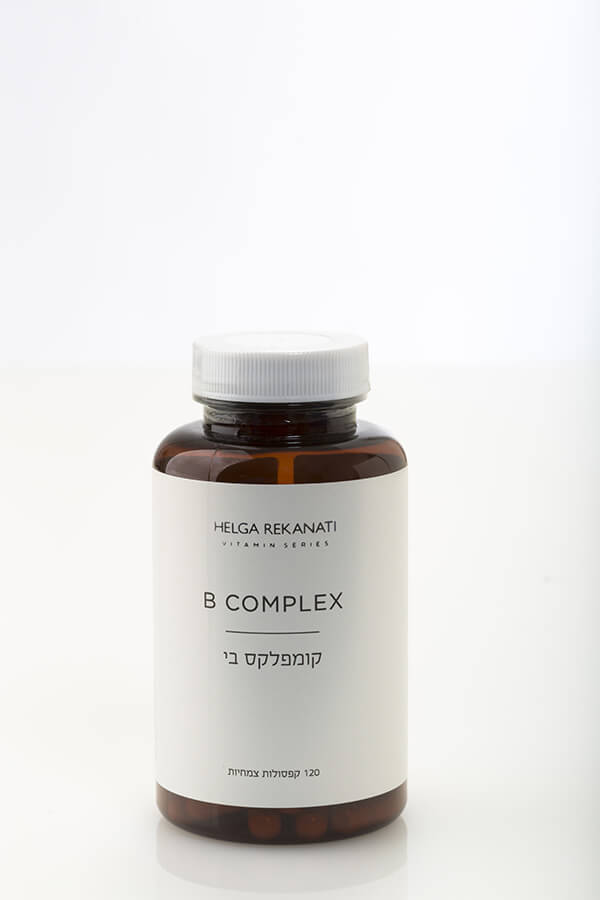 הכירו: קומפלקס ויטמין בי ולמה הוא חשוב