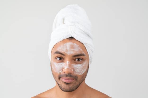 טיפול פנים לגברים